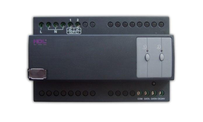 دیمر 2 کانال 6 آمپر هوشمند aasaa