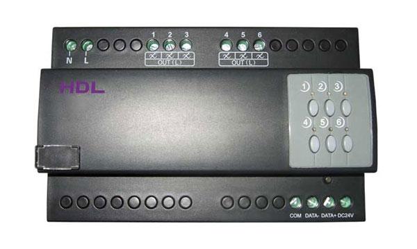 دیمر 6 کانال 2 آمپر هوشمند