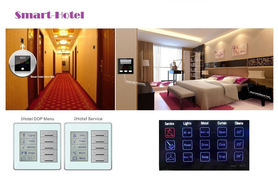 کلید هتل هوشمند مشهد